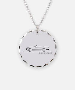 Mercedes 450 SL Type 107 Necklace