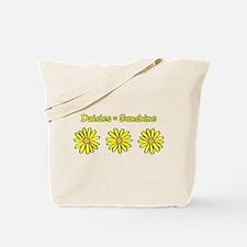 Daisies equal Sunshine! Tote Bag