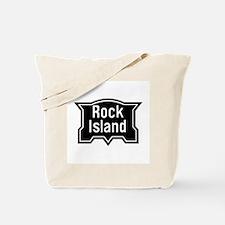 Rock Island Rail Tote Bag