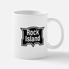 Rock Island Rail Mug