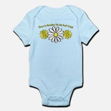There is Sunshine in My Soul Infant Bodysuit