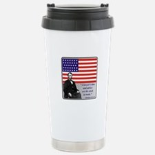 Lincoln Stainless Steel Travel Mug