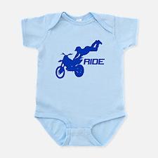 Ride Blue Infant Bodysuit