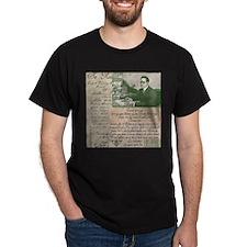 Dashing Edwardian Man T-Shirt