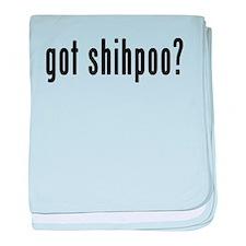 GOT SHIHPOO baby blanket