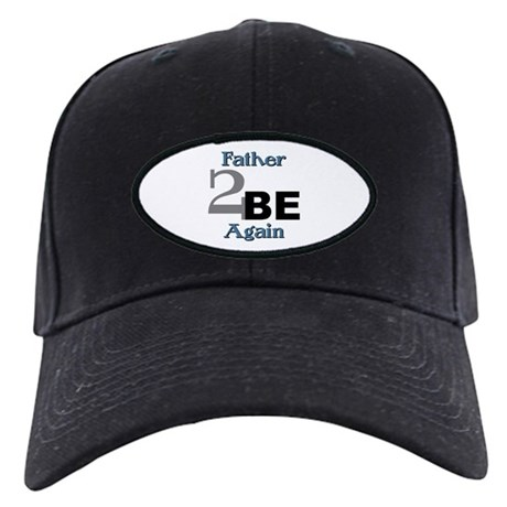 Father 2 Be Again Black Cap