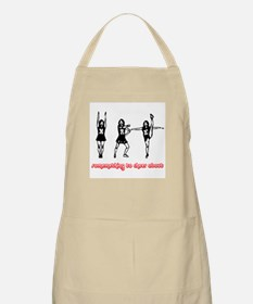 NRE something to cheer about BBQ Apron