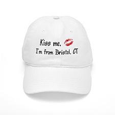 Kiss Me: Bristol Baseball Cap