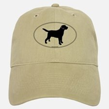 All Lab Outline Baseball Baseball Cap
