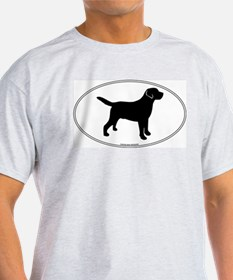 All Lab Outline T-Shirt