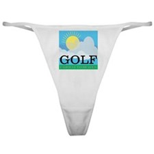 Golf Fairway to Heaven Classic Thong