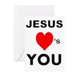 Biblical Scripture Greeting Cards (Pk of 10)