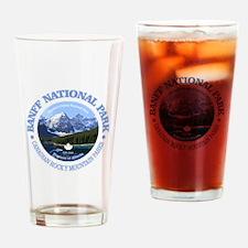 Banff National Park Drinking Glass