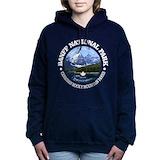 Banff national park Hooded Sweatshirt