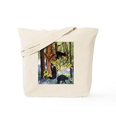 Black Bears Tote Bag