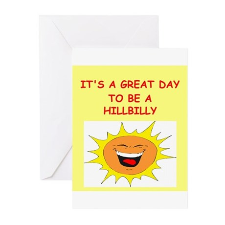 great day designs Greeting Cards (Pk of 20)