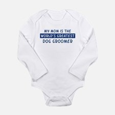 Unique Mother of the groom Long Sleeve Infant Bodysuit