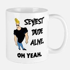 'Johnny Bravo' Mug