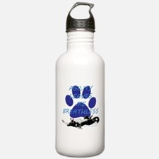 Agility Leaves Me Breathless Water Bottle