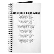 Adirondack Firetowers Journal