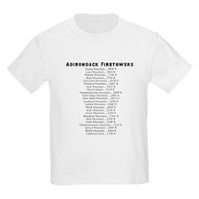 Adirondack Firetowers T-Shirt