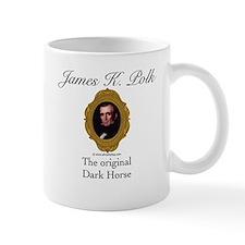 James K. Polk Small Mug