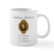 Andrew Jackson Small Mug