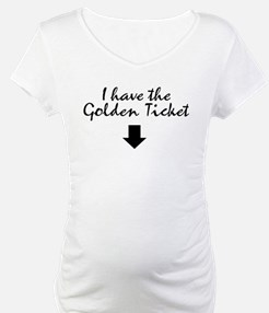 I Have the Golden Ticket Shirt