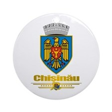 Chisinau Ornament (Round)