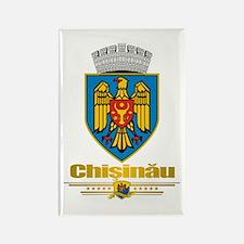Chisinau Rectangle Magnet