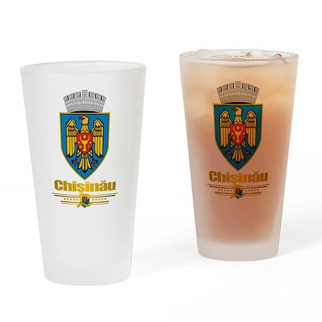Chisinau Drinking Glass