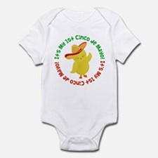 It's My 1st Cinco de Mayo Infant Bodysuit
