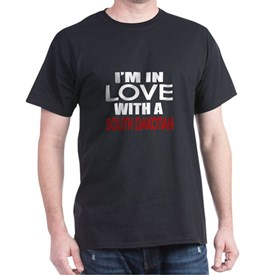 I Am In Love With South Dakotan T-Shirt