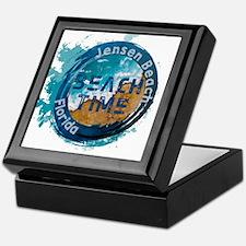 Florida - Jensen Beach Keepsake Box