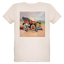 Roosevelt Bear Mechanic T-Shirt