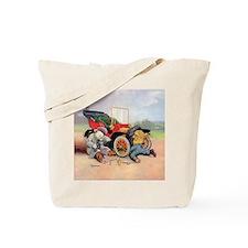 Roosevelt Bear Mechanic Tote Bag