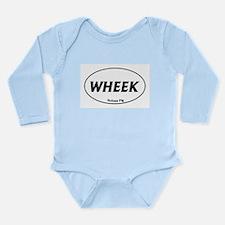 WHEEK Long Sleeve Infant Bodysuit