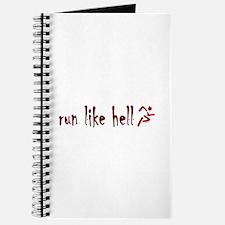 Run Like Hell Journal