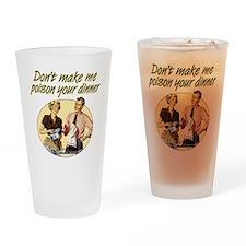 Poison Dinner - Drinking Glass