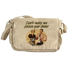 Poison Dinner - Messenger Bag