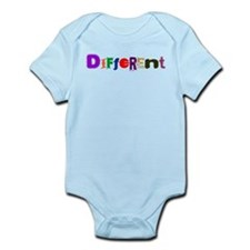 Different Infant Bodysuit