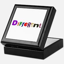 Different Keepsake Box