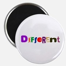 "Different 2.25"" Magnet (10 pack)"