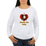 I Heart Jimmy Women's Long Sleeve T-Shirt