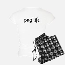 Nose of Pug Pajamas
