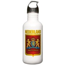 """Netherlands Gold"" Water Bottle"