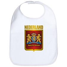 """Netherlands Gold"" Bib"