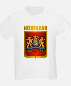 """Netherlands Gold"" T-Shirt"