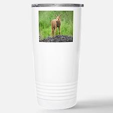 Moose Calf #01 Travel Mug