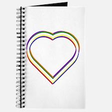 Rainbow Heart Journal